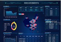 """陕西省打造主动安全智能防控平台 助力""""两客一危""""动态监管"""