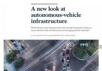 麦肯锡:重新审视自动驾驶汽车基础设施