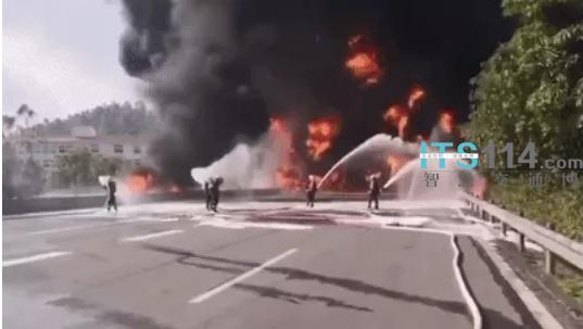 从深圳油罐车侧翻着火事件看车载主动安全防控的必要性