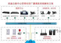 ETC车道应急广播与通信系统