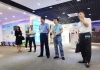江西省科技厅领导莅临飞尚科技指导工作