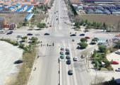 莱阳城市交通升级改造,打造交通组织示范城
