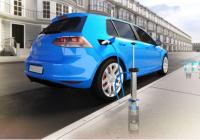 新能源车充电麻烦?来看看不挑地方的嵌入式充电桩