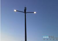 全国第一根高速公路5G多功能示范杆落地深圳!