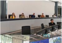 ballbet贝博app下载ios部通讯中心调研云南省厅路网应急中心指挥大厅建设工作