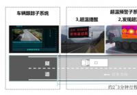 隧道安全管控有新招!丽水高速管理中心率先布设车辆超温预警及轨迹跟踪系统