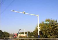 南京高速率先启用防闯入管控设备