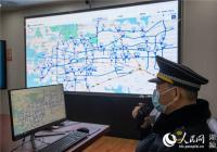 武汉东湖高新城管智能环卫监管平台上线
