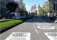 """马德里出台""""Madrid 360""""新机动车法令驾车进入市区内难上加难"""