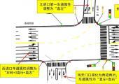 青岛:市南区海天中心南、北门门口交通组织优化方案