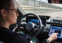 奔驰计划年内在德国实现3级自动驾驶